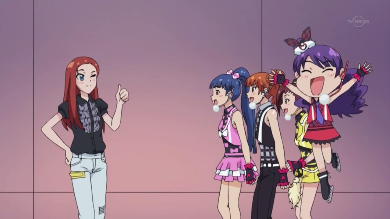 Pretty Rhythm Dear My Future Episode 8