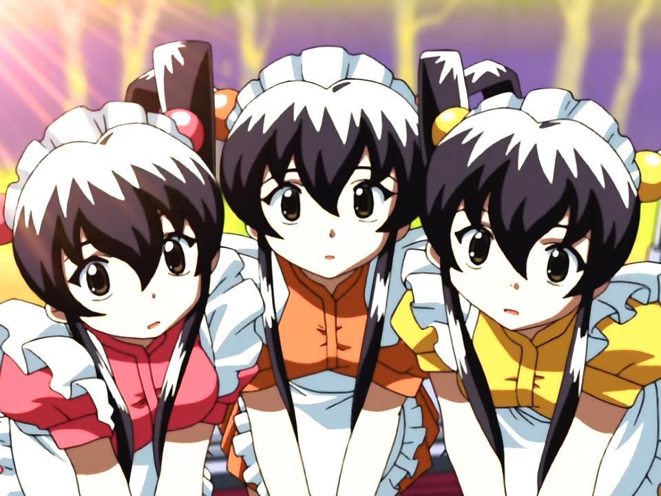Hanaukyo Maid Tai Episode 6 Release!