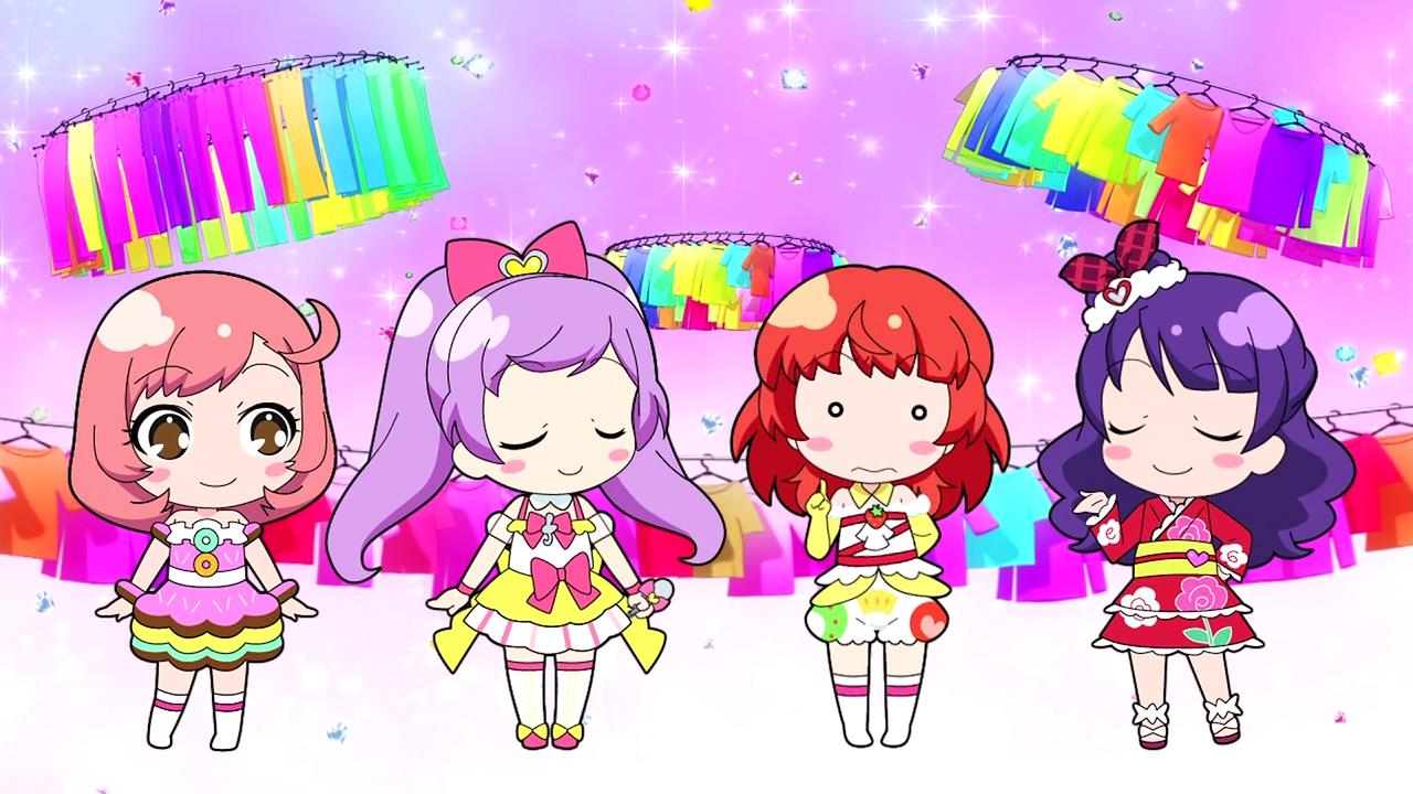 Pretty Rhythm All Star Selection Episode 1 Released!