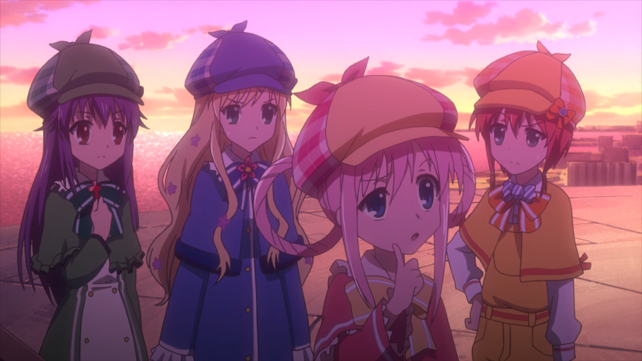 Futari wa Milky Holmes Episode 9 BD Released